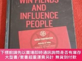 二手書博民逛書店HOW罕見TO WIN FIENDS AND INFLUENCE PEOPLE(原版書)Y12345 HOW