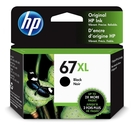 3YM57AA HP 67XL 高印量黑色墨水匣適用 ENVY Pro 6420 / ENVY 6020