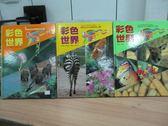 【書寶二手書T6/少年童書_YJZ】彩色世界_1+2+4冊_共3本合售