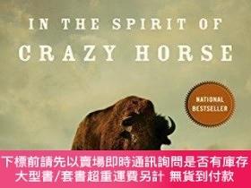 二手書博民逛書店In罕見the Spirit of Crazy Horse: The Story of Leonard Pelti
