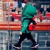 防走失包 1-3歲防走失背包迷你寶寶嬰幼兒韓國可愛卡通男【韓國時尚週】