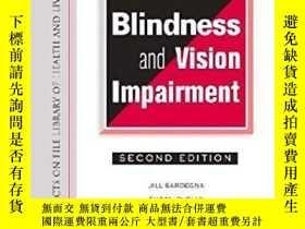 二手書博民逛書店The罕見Encyclopedia of Blindness and Vision Impairment-失明與視