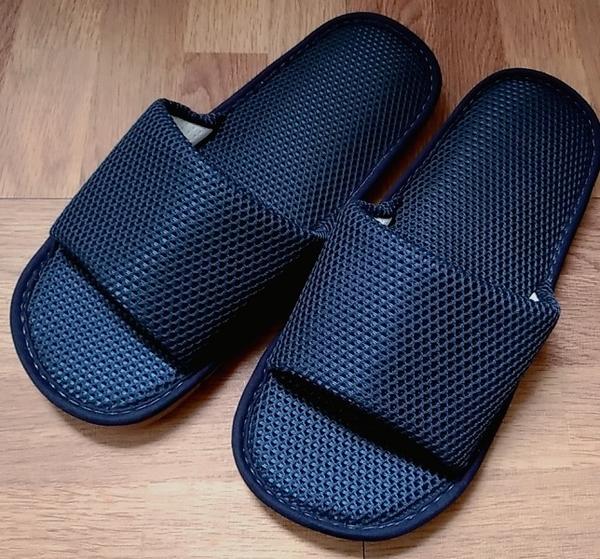 (e鞋院)MIT三明治透氣網布室內拖鞋 ~現貨~