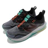 New Balance 慢跑鞋 Nitrel V4 寬楦 灰 紅 男鞋 越野鞋 全地形耐磨大底【ACS】 MTNTRLG42E