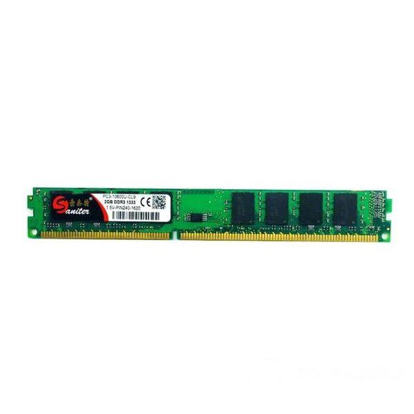 全兼容記憶體 DDR3 1333 2G 桌電 記憶體 全兼容 可雙通4G 兼容1600