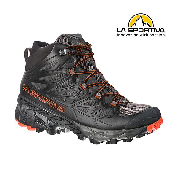 【速捷戶外】義大利 LA SPORTIVA 24F999202 BLADE GTX 防水透氣中筒健行登山鞋(黑),防水,登山,越野