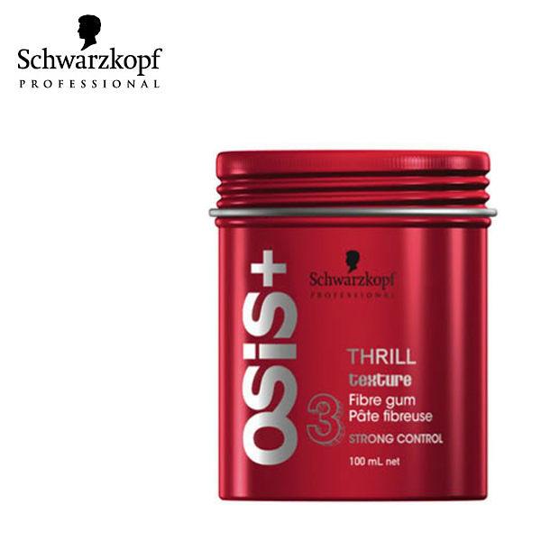 Schwarzkopf施華寇~OSiS THRILL豎立抖動膠100ml 【小紅帽美妝】