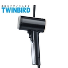 日本TWINBIRD-美型蒸氣掛燙機(黑) TB-G006TWB
