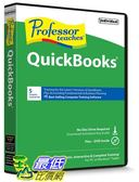 [7美國直購] 2018 amazon 亞馬遜暢銷軟體 Professor Teaches QuickBooks 2018