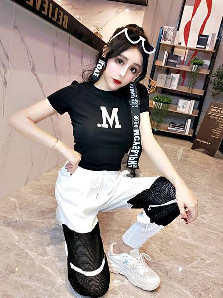 克妹Ke-Mei【AT52970】獨家,愛死了!歐美妞最愛字母圖印顯胸T恤上衣