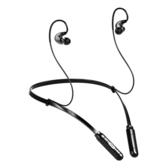 FMJ Z5藍牙耳機無線運動型頸掛脖式跑步入耳掛耳式頭戴雙耳塞5.0