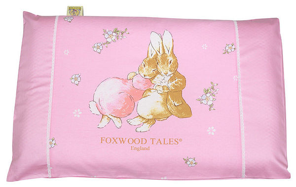 狐狸村傳奇 彈力舒壓透氣兒童枕