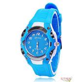 兒童手錶男孩電子錶防水正韓指針錶小學生手錶兒童手錶女孩石英錶【購物節限時優惠】