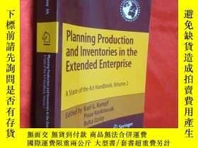 二手書博民逛書店Planning罕見Production and Invento