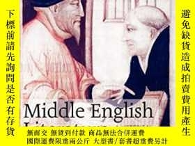 二手書博民逛書店【罕見】Middle English Literature: A Historical SourcebookY