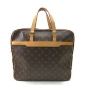 LOUIS VUITTON LV 路易威登 原花手提公事包 Pegase Briefcase M53343【BRAND OFF】