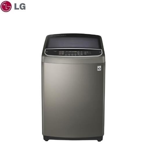 【LG】16KG 蒸氣洗DD直立式變頻洗衣機 《WT-SD169HVG》變頻馬達10年保固(不鏽鋼色)