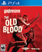 PS4 德軍總部:The Old Blood(美版代購)
