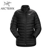【ARC TERYX 始祖鳥 女 Cerium LT 羽絨外套《黑》】26126/羽絨衣/外套/保暖外套