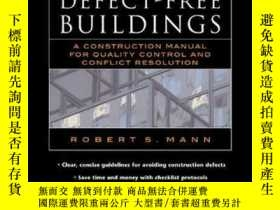 二手書博民逛書店Defect-free罕見BuildingsY255562 Mann, Robert S Mcgraw-hil