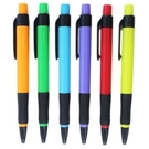自動原子筆 P115-1 廣告筆(含一色印刷)/一件1000支入(定10) 彩管小胖筆 贈品筆