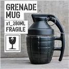 【創意禮物-手榴彈造型馬克杯】--馬克杯...