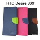 撞色皮套 HTC Desire 830