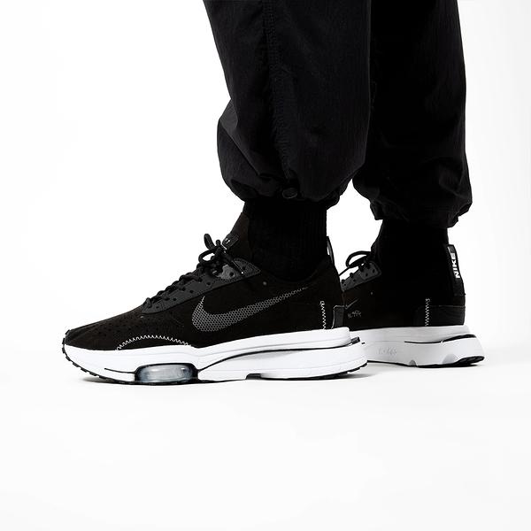 IMPACT Nike Air Zoom Type N.354 黑白 氣墊 輕量化 CJ2033-001