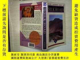 二手書博民逛書店THE罕見SILK ROAD JUDY BONAVIA (01)
