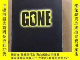 二手書博民逛書店GONE罕見MICHAEL GRANT(英文原版)Y6886 G