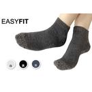 EASY FIT 船型彩色防滑襪( 共3...
