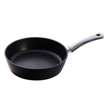 Berndes寶迪 黑鑽鈦金不沾鍋平底鍋 深鍋 32cm 電磁爐不可用