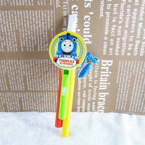 【震撼精品百貨】湯瑪士小火車Thomas & Friends~鳴笛玩具【共1款】