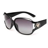 太陽眼鏡 多色 百搭個性大框男女太陽眼鏡 墨鏡 【KS3043】 icoca  02/25