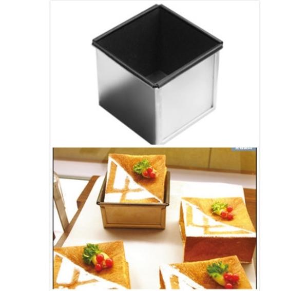 【SN2180】三能 正方型土司盒(含蓋) 不沾土司模 吐司盒蓋 正方形吐司模 土司模 吐司盒 不沾