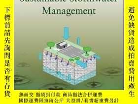 二手書博民逛書店Low罕見Impact Development and Sustainable Stormwater Manage