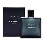 CHANEL 香奈兒 Bleu de Chanel 藍色 男性淡香水 50ml - WBK SHOP