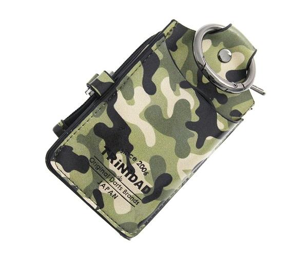 【TRiNiDAD】SUFFICE2 camouflage 鏢盒/鏢袋 DARTS