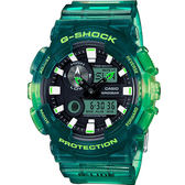 GAX-100MSA-3A 綠色 CASIO   G-SHOCK 衝浪極限運動錶