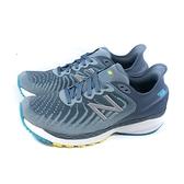 NEW BALANCE FRESH FOAM 860 運動鞋 跑鞋 灰藍色 男鞋 寬楦 M860T11-2E no889