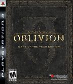 PS3 The Elder Scrolls IV: Oblivion: Game of the Year Edition 上古卷軸 4:遺忘之都 年度版(美版代購)