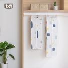 七秀 簡約立體防塵罩 衣服衣物防塵袋衣柜...