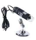 台灣現貨 USB電子顯微鏡 可連續變焦1600倍 支援電腦/OTG手機 可測量拍照 放大鏡