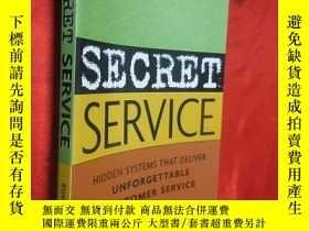 二手書博民逛書店Secret罕見Service: Hidden Systems