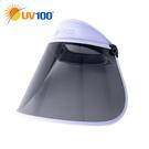 UV100 防曬 抗UV-偏光遮陽捲收美容面罩
