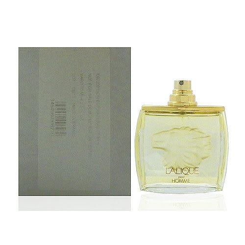 Lalique Homme Lion Eau de Parfum 王者之風男性淡香精 75ml Tester 包裝