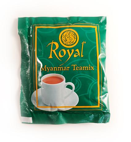 【佳瑞發‧香醇奶茶】緬甸皇家奶茶20g。奶素