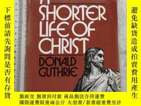 二手書博民逛書店A罕見Shorter Life of ChristY385290 Donald Guthrie Zonderv