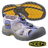 Keen Venice H2 女 護趾水陸兩用鞋 淺紫/印花 1014208