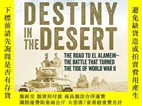 二手書博民逛書店Destiny罕見in the DesertY410016 Jonathan Dimbleby... PEGA